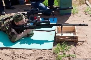 Снайперская винтовка СВ-338