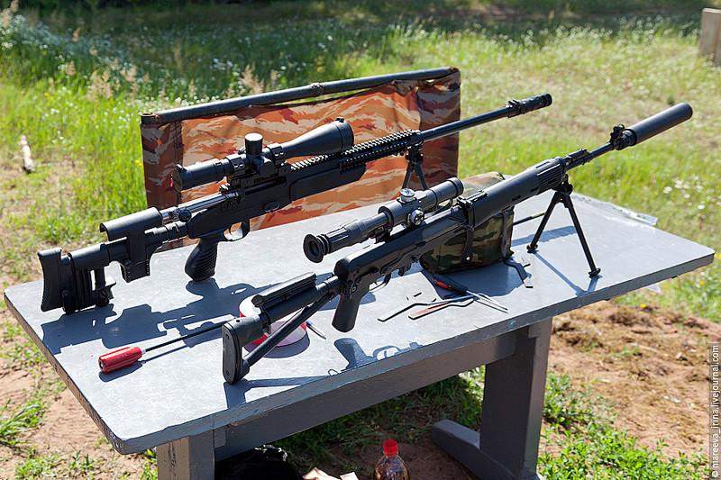 Обновленная и модернизированная винтовка СВ-98М-338