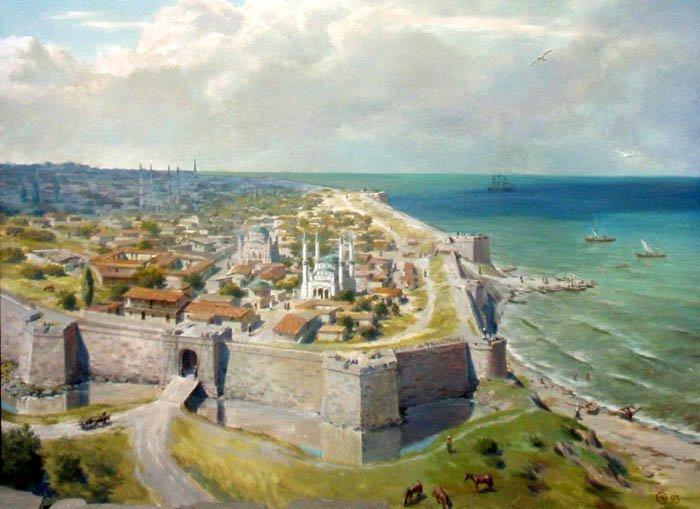 1389351859_tureckaya-krepost-anapa_-hudozhnik-yuriy-kovalchuk-