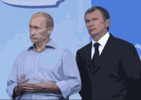 Putin+Sechin