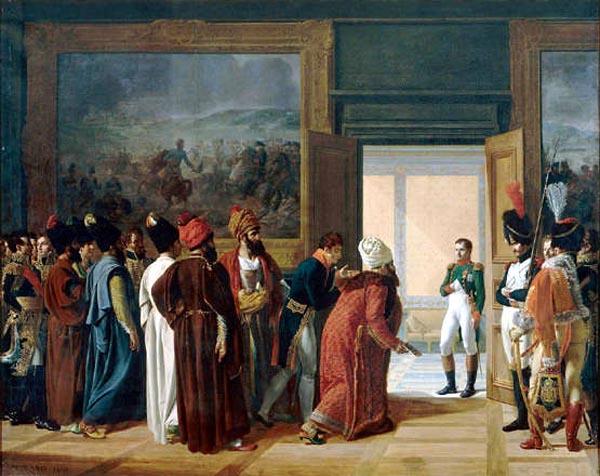 Наполеон и посольство Персии
