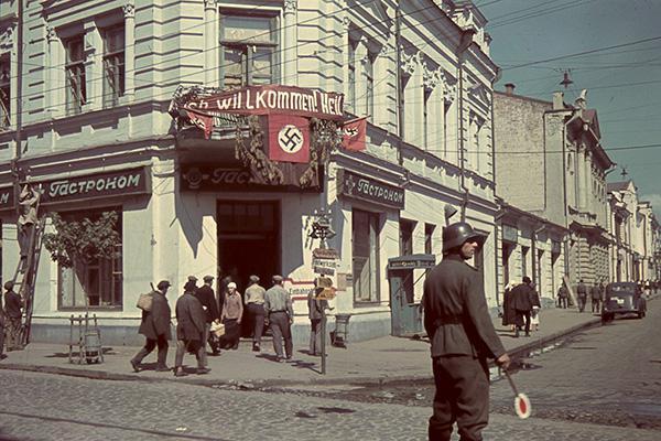 Взорвать оккупанта в Харькове