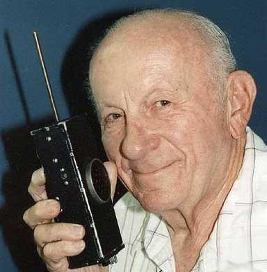 Алфред Гросс мог стать создателем первого мобильника.