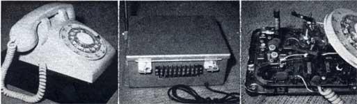 Телефонный удлинитель Satellite Phone communications. Popular Sience, 10, 1970, с. 101.