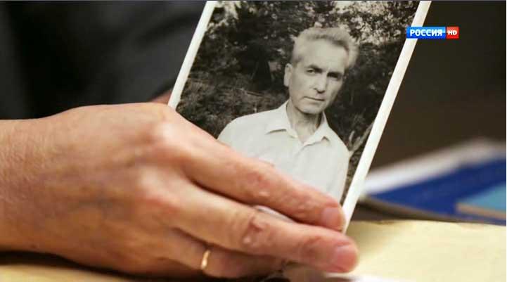 """Еще фотографии из семейного архива: Л.И. Куприянович. Кадры из фильма А. Евсюкова """"Кто первый?"""""""