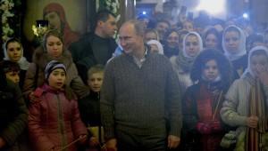 Putin v Otradnom
