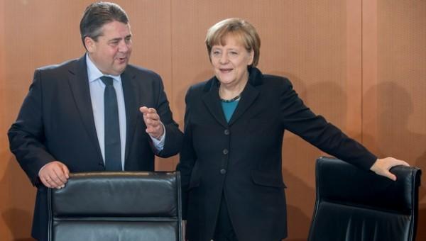 Германия предлагает Евразийскому союзу дружбу в обмен на мир на Украине