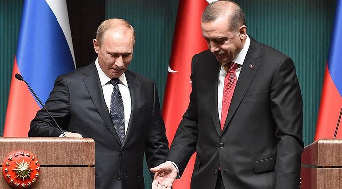Россия, Турция и Иран на пути к новому балансу сил