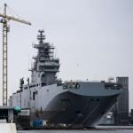 Россия попросила Францию объяснить причины срыва поставки «Мистраля»
