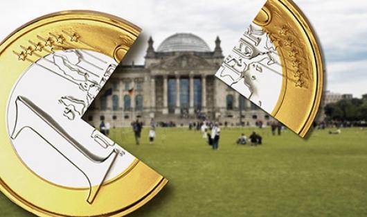 Выход Германии из зоны евро — реальный сценарий