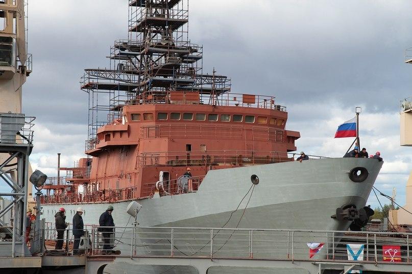 Юрий Иванов корабль