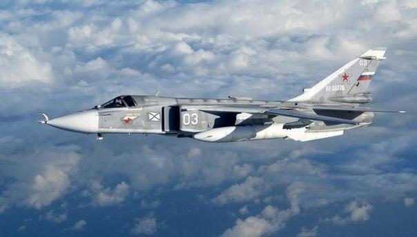 На Черноморском флоте проходят учения с участием авиации