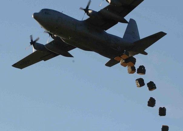 ПВО Ирака сбила два британских самолета с оружием для ИГИЛ