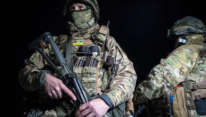 укранские агенты