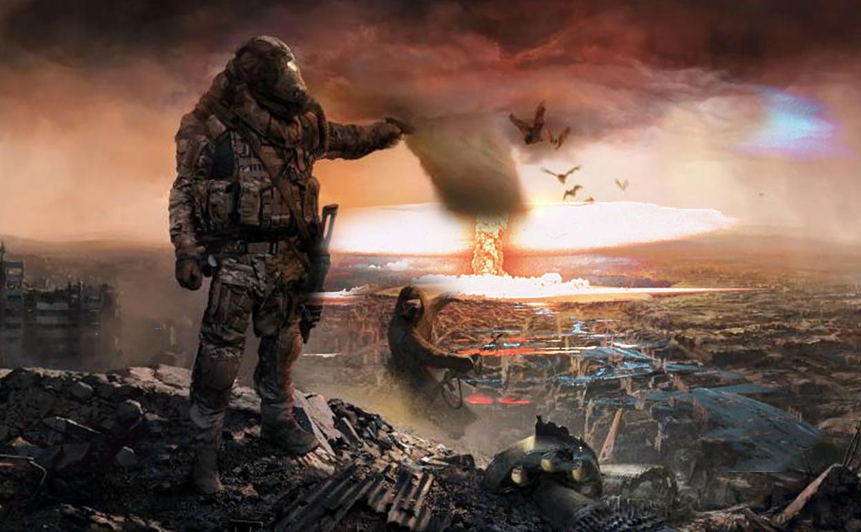 Безрассудство НАТО может испарить Европу в ядерной буре