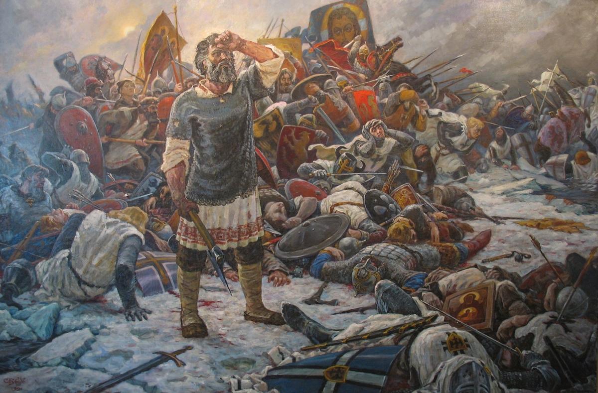 европейская традиция — ходить на Россию