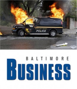 Балтимор — это просто бизнес, ничего личного