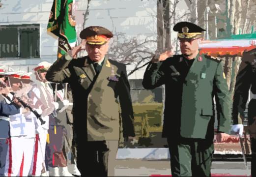 Шойгу и Иран
