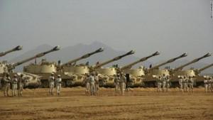 saudi-tanks