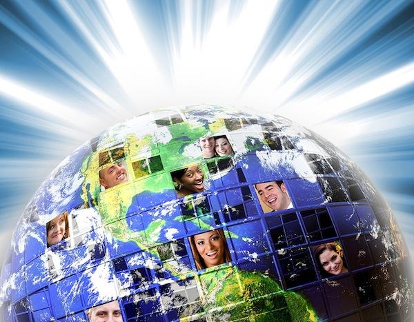Global-Worldwide-Network-of-People-