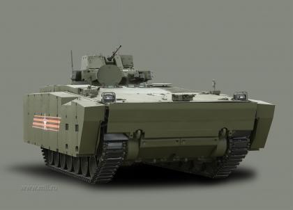 Курганец-25 БТР