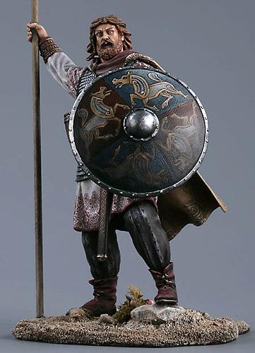 Князь Кий в 470 году. Скульптор Михаил Польский.