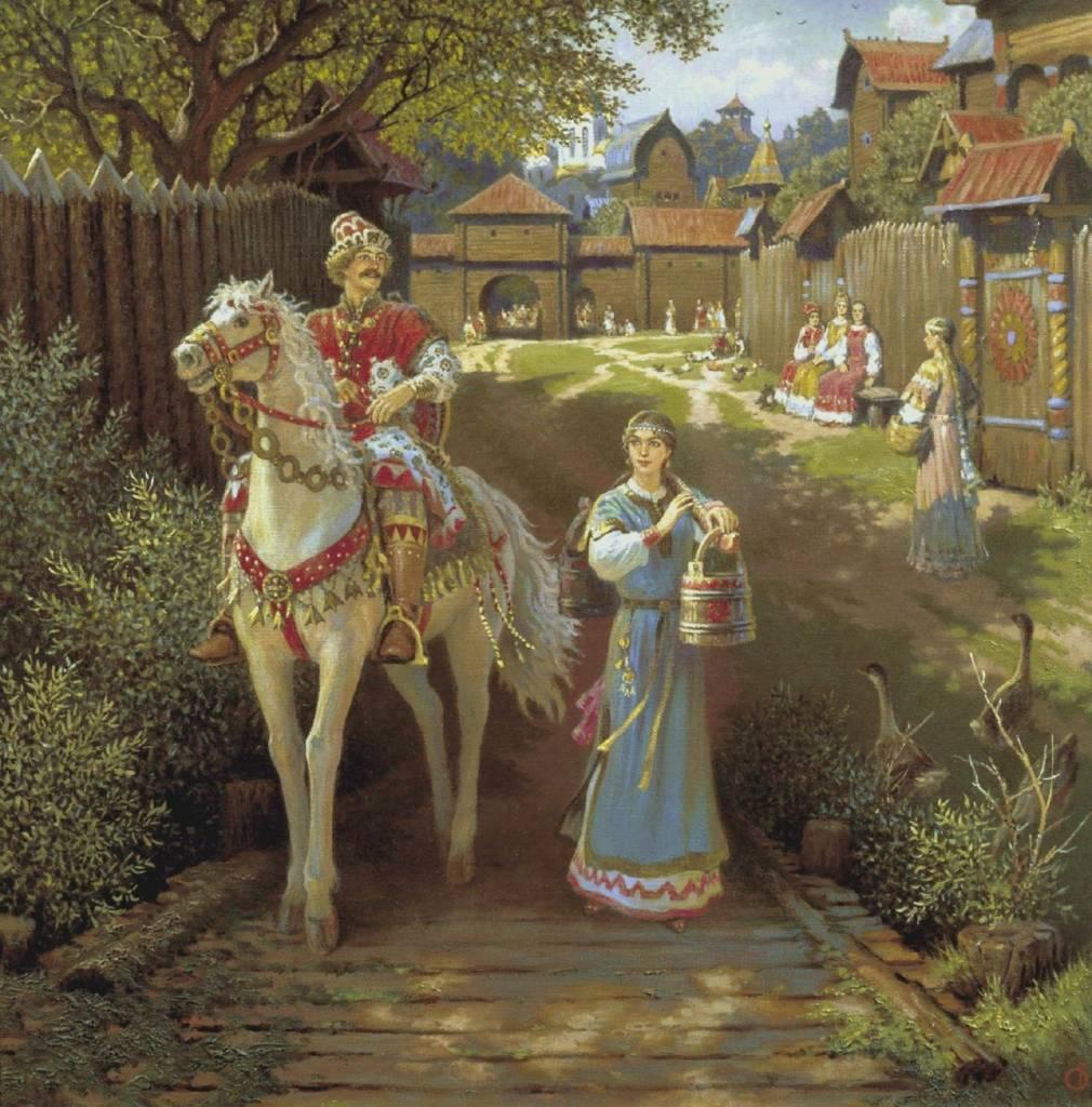 boris-olshansky-alyosha-popovich-and-yelena-krasa-2003-e1272320906786