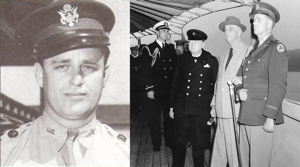 Эллиот Рузвельт (фото 1). Черчилль, Франклин Рузвельт (1882–1945) и Эллиот (фото 2). Эллиот Рузвельт (1910–1990)