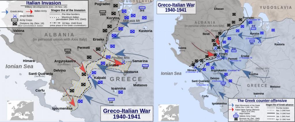 Греко-итальянская война