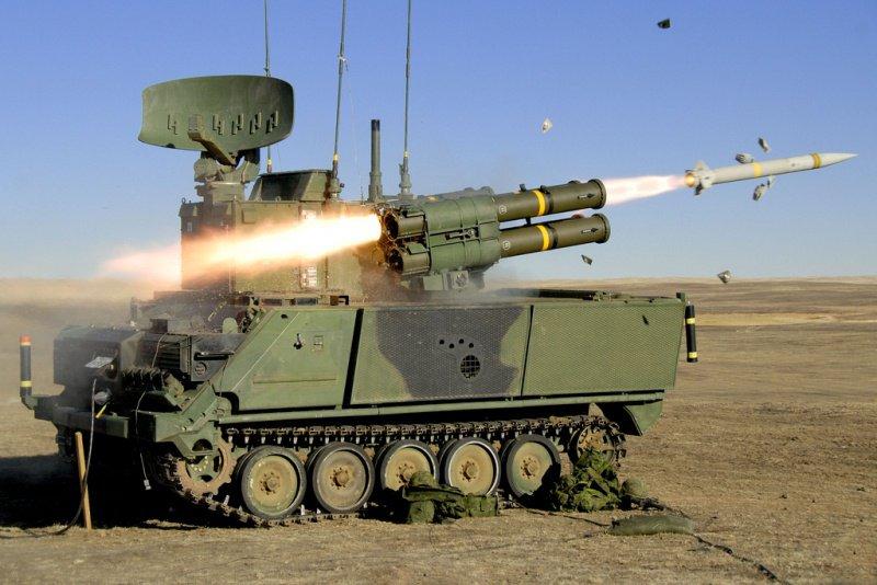 Фото: Зенитно-противотанковый ракетный комплекс M113 ADATS