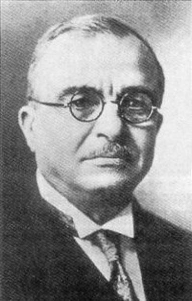 Иоаннис Метаксас, Премьер-министр Греции (1936–1941). Источник: http://en.wikipedia.org/wiki/Ioannis_Metaxas