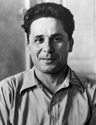 Николас Захариадис, деятель греческого рабочего движения, генеральный секретарь Коммунистической партии Греции с 1931 по 1956 гг.