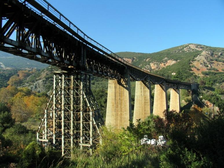 Мост Горгопотамос, 2006 г.