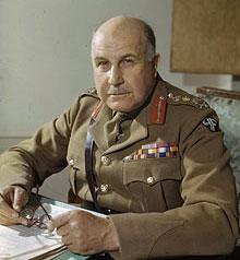 Генри Мейтленд Уилсон (1881 - 1964) -британский военачальник, фельдмаршал (1944).