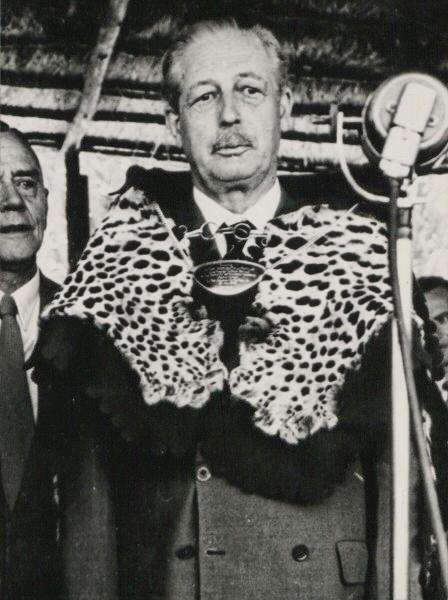 арольд Макмиллан (1894 - 1986).
