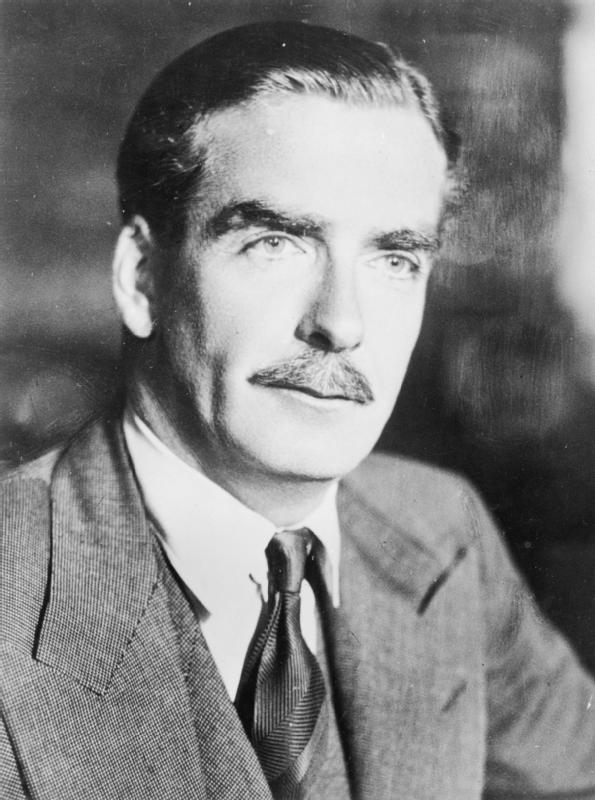 Сэр Энтони Иден (1897–1977)