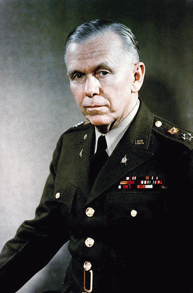 Джордж Кэтлетт Маршалл-мл. (1880–1959)