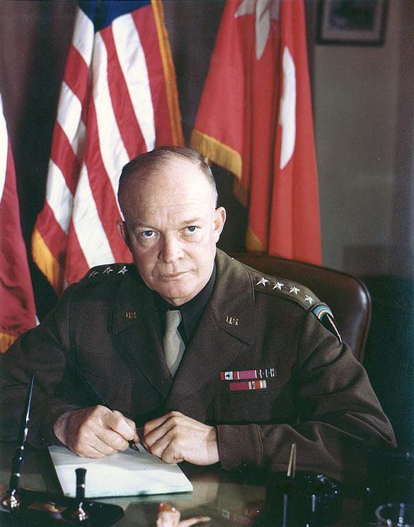 Дуайт Дэвид Эйзенхауэр (1890 - 1969)