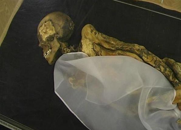 Жители Алтая считают, что найденная мумия являлась одной из жриц