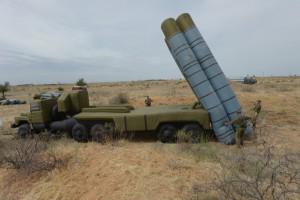 Учения ВВС и ПВО на юге России
