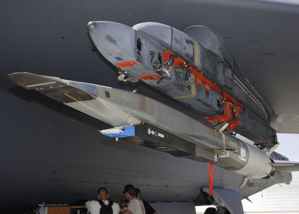 Фото: Boeing X-51