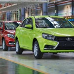 Производство Lada Vesta идёт с опережением графика