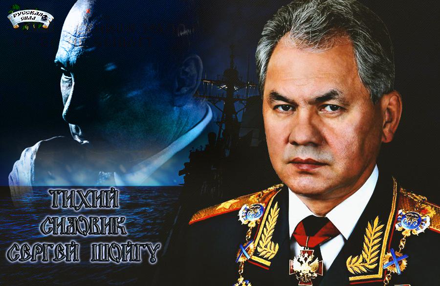 Тихий силовик Сергей Шойгу