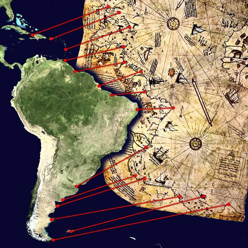 Piri_Reis_map_interpretation