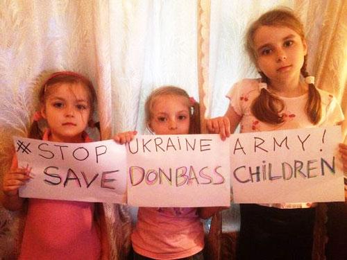 Лишать гражданства следует в первую очередь тех, кто находится на «оккупированной территории», то есть жителей Донецкой и Луганской народных республик.