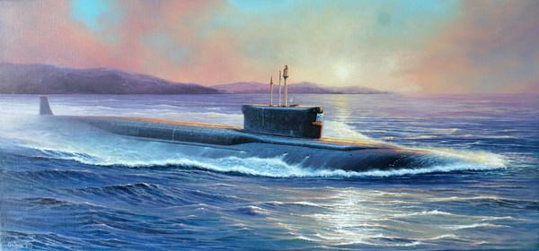 рисунки и картинки подводных лодок