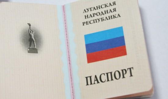 Руководство ДНР и ЛНР приняло решение о выдаче собственных паспортов.