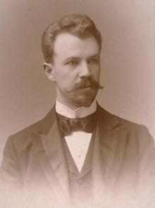 Американский публицист Стеффенс Джозеф Линкольн плыл на борту «Кристианиафиорд» вместе с Троцким