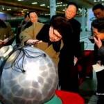 КНДР испытала твердотопливный ракетный двигатель