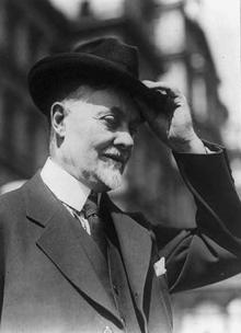 Бизнесмен Чарльз Ричард Крейн – неофициальный эмиссар президента Вильсона